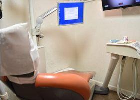 患者さまのプライバシーに配慮して診療スペースは個室になっています。