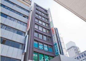 こちらのビルの6階に佐藤歯科がございます。