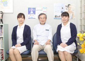 夕顔瀬歯科医院は3名で患者様のご対応をさせて頂いております。
