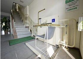 当院は、バリアフリー対応となっております。