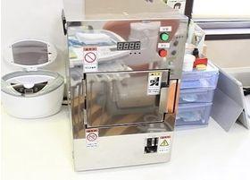 ナノ銀コーティング技術で入れ歯やマウスピースなどの抗菌・除菌を致します。