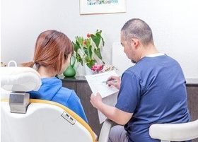 カウンセリングでは患者様のお悩みをしっかり伺った上、診療を開始いたします。