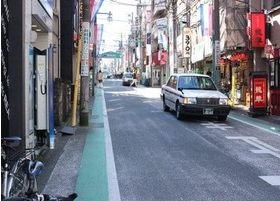 このすぐ先を左に曲がると当斉藤歯科クリニックがあります。