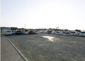 広い駐車場を完備しておりますのでお車での通院も可能です。