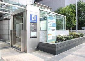 最寄駅の渡辺橋駅です。