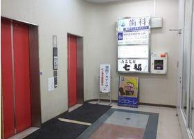 当院は7Fに御座います。こちらのエレベーターからお越し下さい。