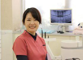 渡辺歯科 小塚 久美子 副院長 歯科医師