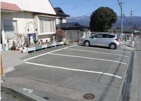 駐車場を完備しています。