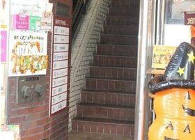 3階までおあがり頂く際に階段をご利用下さい。