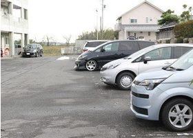 駐車場も完備しております。