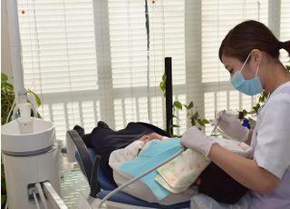 楠瀬歯科クリニック治療の事前説明3