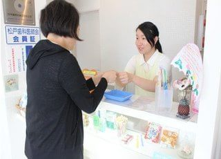 羽根田歯科医院_予防歯科2