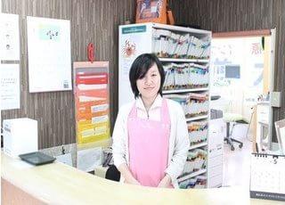女子大前歯科ではスタッフ一同、笑顔で丁寧にご対応します。