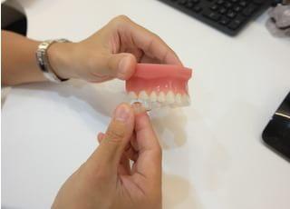 吉住歯科矯正クリニック_その人に合った装置を、診断を元に選択していく
