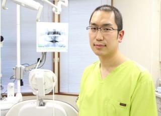 ごうデンタルクリニック 尾上 剛 院長 歯科医師 男性