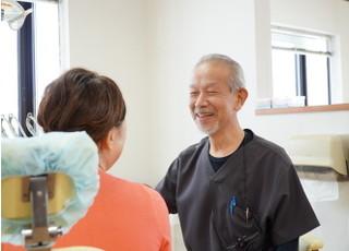 やまがた歯科医院_先生の専門性・人柄1