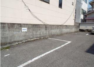 第二駐車場もございます。