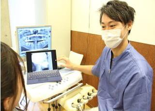 仲谷歯科クリニック_患者さまと歯科医師が一体感をもって治療をしていくことで、通いたいと思える環境づくり