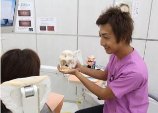 のぞみ歯科香椎浜_治療の事前説明1