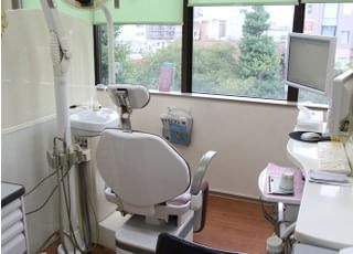 くにたち大学通り歯科医院_イチオシの院内設備2