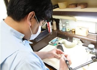 杉山歯科医院(江東区東砂5-12-21) つめ物・かぶせ物