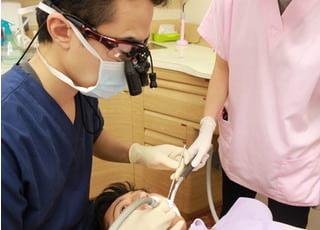 堀内歯科_口腔内環境の改善を目指す