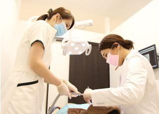 あいおいクリニック皮フ科歯科 イオンスタイル碑文谷_小児歯科3