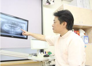 ステーション歯科_治療の事前説明3