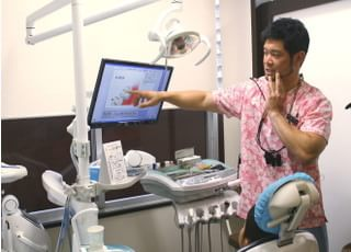 横山歯科医院_治療の事前説明2
