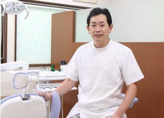 西瑞江歯科診療所 高田 斉昭 院長 歯科医師 男性