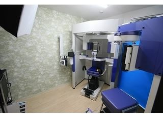 Silver Lace 矯正歯科イチオシの院内設備2