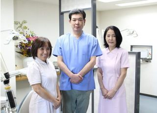 土方歯科医院_先生の専門性・人柄2