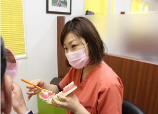 杉山歯科医院(神奈川県 大和市)_患者さまの意識改革のために、お口全体の治療を行っています