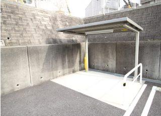 駐輪場もご用意しております。