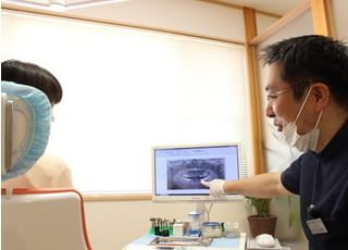 みたに歯科クリニック_患者様の立場に立った治療を心がけています