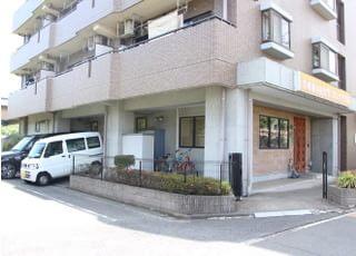 JR南武線矢野口駅から徒歩6分のところにある歯科医院です