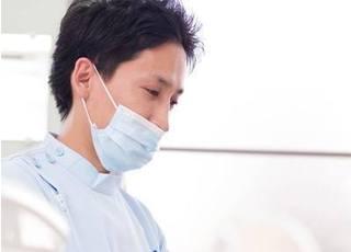 当院の原田先生です。