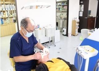 パークサイド下原歯科医院_歯科口腔外科治療にも対応しております