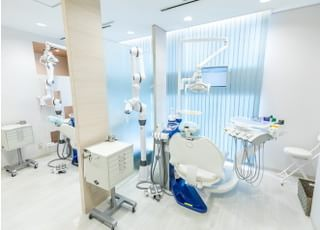 佐々木歯科・口腔顎顔面ケアクリニックMAKUHARI_イチオシの院内設備1