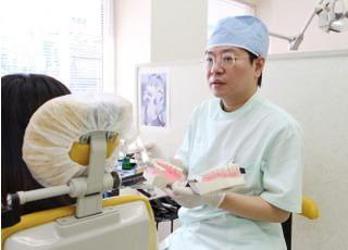 いばた歯科クリニック_治療の事前説明1