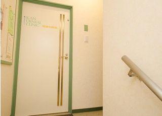 関歯科医院の入り口です。