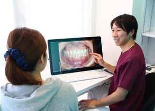 デンタルアトリエ自由が丘歯科_治療の事前説明2