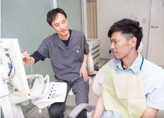 大船駅北口歯科_治療の事前説明1