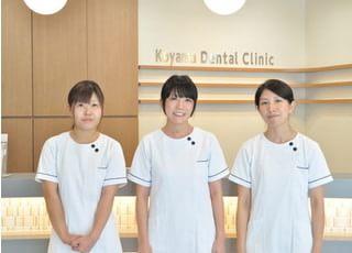こやま歯科医院_【小児歯科】お子さまに笑顔で通院してもらえる歯科治療を行っております