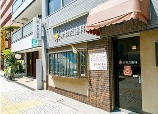 外観です。大阪港駅より徒歩1分の位置にございます。