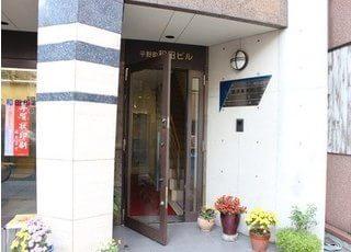 当院の入っている平野町和田ビルは、大阪市中央区平野町1丁目5番地12号に位置しております。
