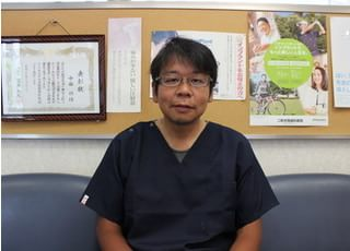 二町中西歯科医院_中西 功
