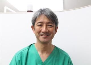 青木歯科クリニック 青木 徳久 院長 歯科医師 男性
