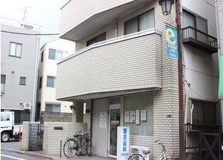 中井駅より徒歩1分のところにある、栗原歯科医院です。