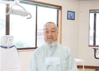 宇治川歯科石川診療所 宇治川 仁一朗 院長 歯科医師 男性